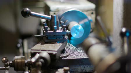 tokarka : The machine for metal working