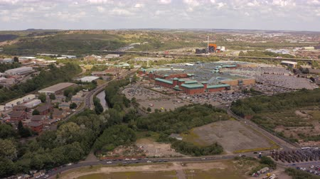 car designer : 4K Footage of Meadowhall - The large mall found in Sheffield, UK