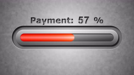 cheque : Process of Payment. 4K Resolution. Great Quality. Stock Footage