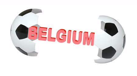 bruxelas : Belgium. Looping footage with Encoder Prores 4444 has 4K Resolution and the alpha channel included. Stock Footage