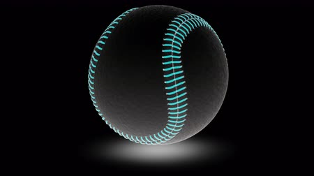 pitcher : Baseball. Looping footage has 4K resolution. Prores 4444. Alpha channel. 3D Illustration.