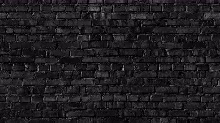 taş işçiliği : Brickwall. Looping footage has 4K resolution.