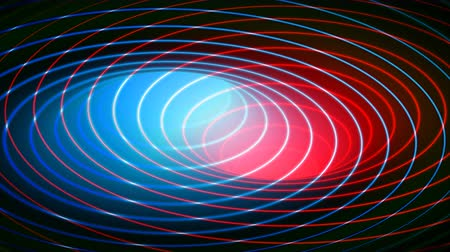 pszichológia : Linear colored abstract background. Looping footage. Illustration. Stock mozgókép