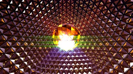 background gold : Disco Ball Knipperende Achtergrond