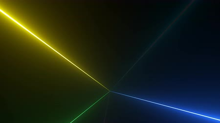 félrebeszél : Laser strobe beams seamless loop 3D animation for your video backgrounds, concert visual performances, dance parties, music clips, projection mapping, nightclubs, stage visuals, fashion shows. Also useful as an overlay layer in add, screen or lighten mode