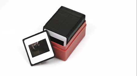 backgroundpictures : Film slides Diapositive Box Rotating