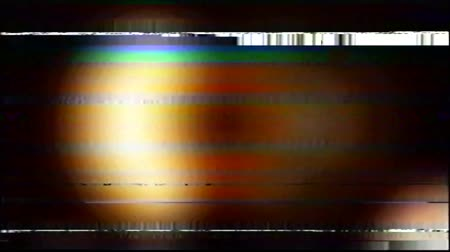 VHS Glitches Analog Abstract Digital Animation. Old TV. Glitch Error Video Damage. Signal Noise. System error. Unique Design. Bad signal. Digital TV Noise flickers. Colorful noises