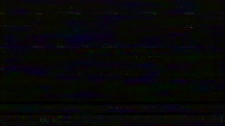 VHS Glitches Analog Abstract Digital Animation. Old TV. Glitch Error Video Damage. Signal Noise. System error. Unique Design. Bad signal. Digital TV Noise flickers. Blue, pink noises