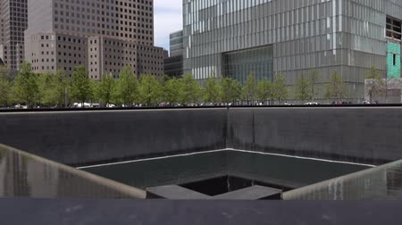terrorismo : 911 Memorial Plaza. New world trade center building in New York city. One World Trade Center, Freedom Tower