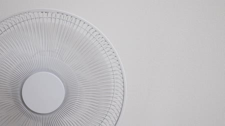 circulator : A fan that rotates and stops