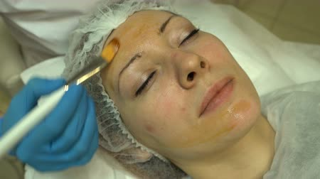 уход за кожей : Cosmetic procedure for skin care