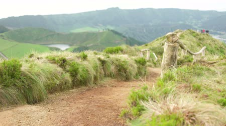 sete : Empty Viewpoint Pathway of Sete Cidades