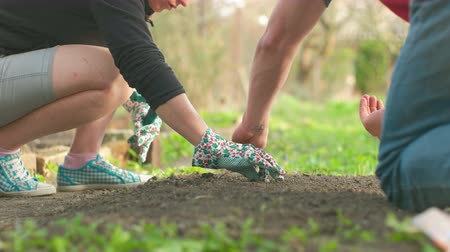 self sufficiency : Young Adults Gardening