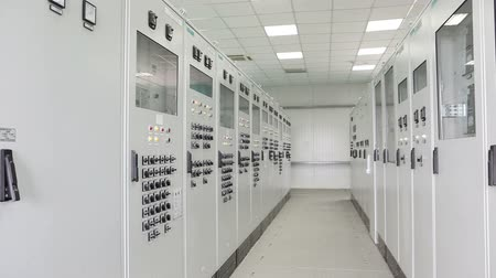 панель : The control center of elektrostantsii