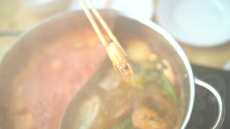 kalmar : keep prawn for shabu hot pot