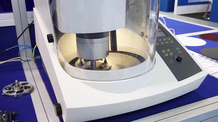 espécime : Preparation system for high quality specimen preparation Vídeos