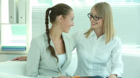честолюбивый : Successful females being in business together, who ever said that business and friendship are incompatible?