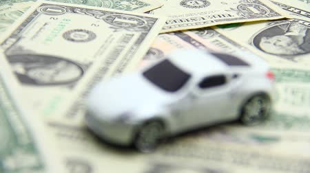 loans : Invest in new car concept.
