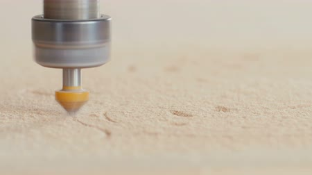 brocade : Woodworking. Machine for embossing on board