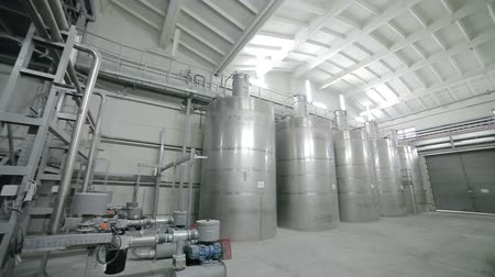 pharmaceuticals : Tank equipment. Pharmaceutical and chemical industry. Manufacture on plant