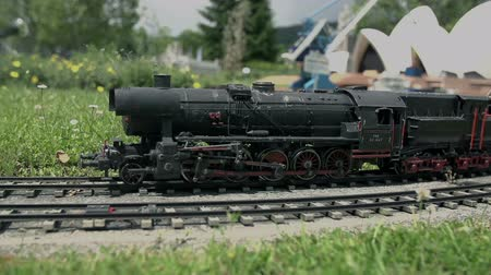 lokomotif : Steam locomotive