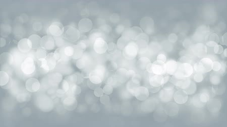 gray background : Light Bokeh Background
