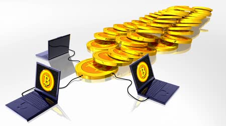 ekonomi : Bitcoin digital currency mining
