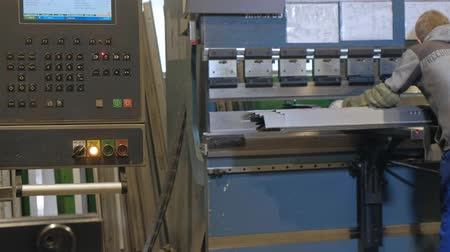 pilka : the process of grinding metal blanks, the production of metal doors