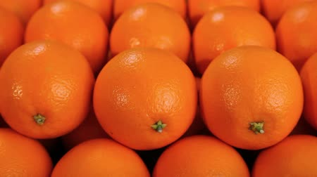 orange : Oranges Stock Footage