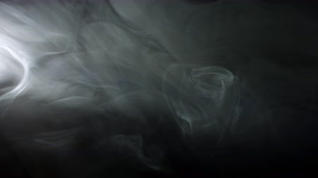 gray background : Abstract motion smoke background