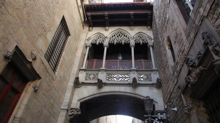Барселона : Barri Gotic old city Barcelona