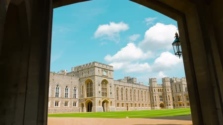 realeza : Royal Windsor Castle, Queen Palace