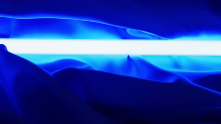 crinkle : Dark blue abstract motion backgrounds Stock Footage