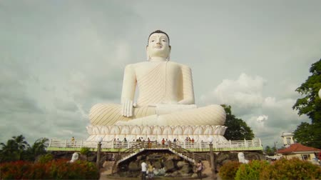 bentota : Video 1920x1080p - Big Buddha at Bentota, Sri Lanka