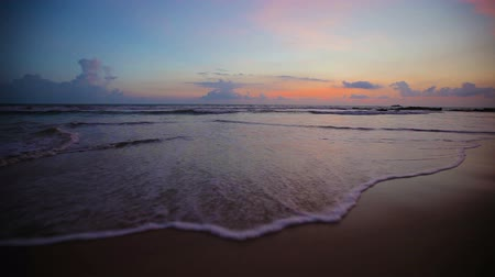 Video 1080p - Tropical beach at sunset