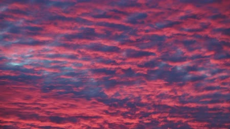 mystik : Vanilla sky clouds at sunrise background texture