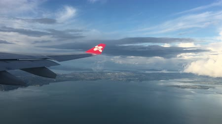 AirAsia airplane wing.AirAsia is the largest airline in Malaysia by fleet size and destinations operates international flights to more than 165 destinations in 25 countries.