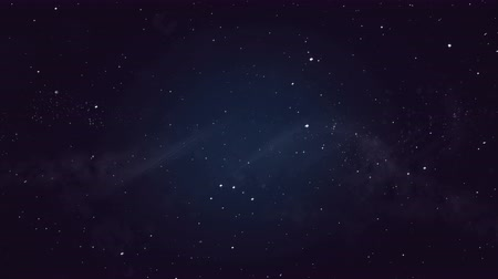 占星術 : Abstract Dust Particles Background. Star glow Particles Background. 動画素材