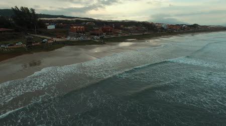 Wonderful beach in Santa Catarina, Brazil