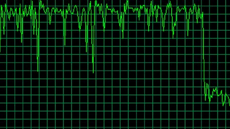 calcular : CPU monitor in chart. Computer CPU using stats.