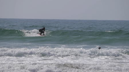 many surfers : surfers on sea morocco 2