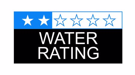 efficientie : water rating