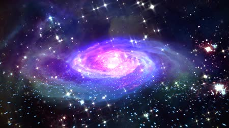 galaxie : beautiful galaxy effect in space background