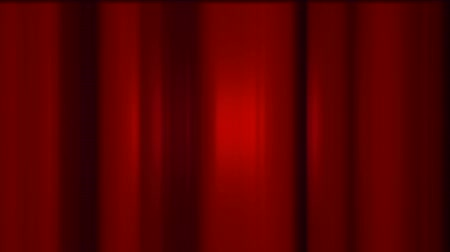 stage theater : red stage curtain,metal background.