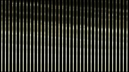 hedvábí : waving light on metal strips,silk curtain stainless-steel stage lines. Dostupné videozáznamy