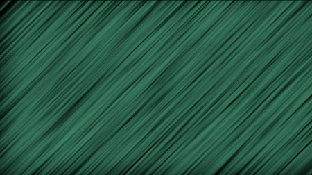 kumaş : abstract green tilt lines background. Stok Video