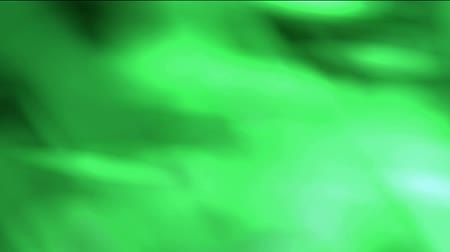 неон : green smoke and light.