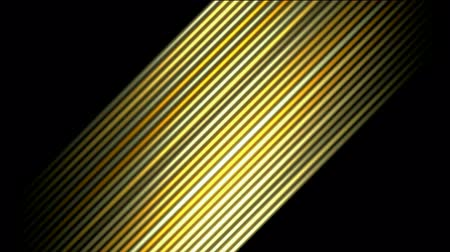 bamboo curtain : flare tilt stripe line background. Stock Footage