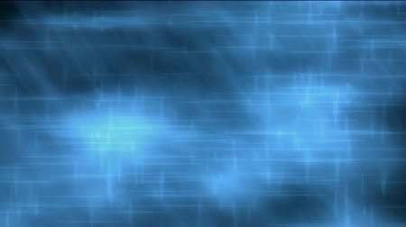 fundo azul : flare stars and lines,disco light background. Stock Footage