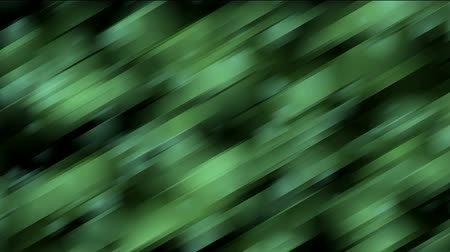 detail : green Inclined metal strips background.Glass,stage,prism,decoration,aurora.